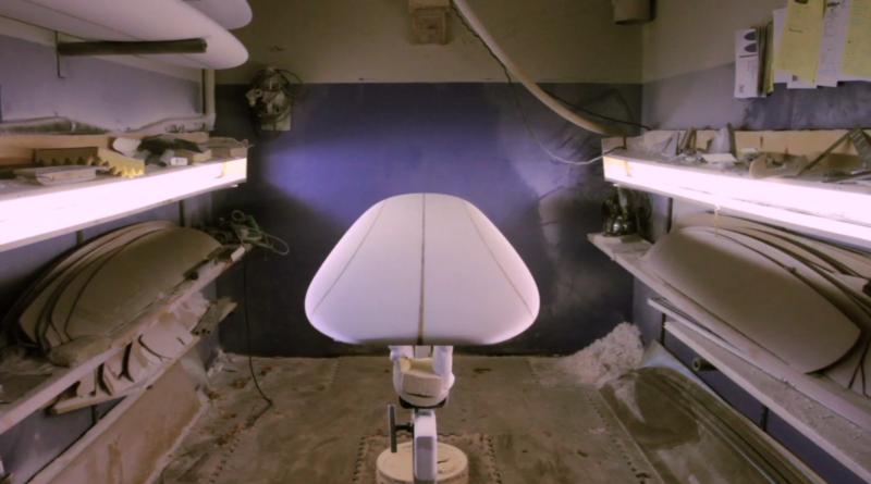 Unos días en el taller de Almond Surfboard
